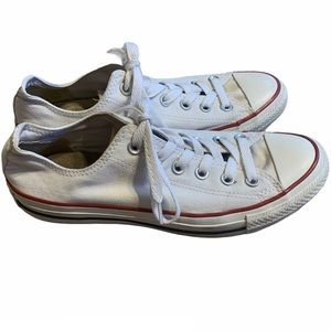 Converse Low Top Lace Up Sneakers